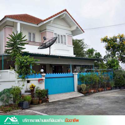 บ้านแฝด 3500000 นนทบุรี ไทรน้อย คลองขวาง